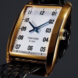 Первые эксклюзивные часы от Тома Форд
