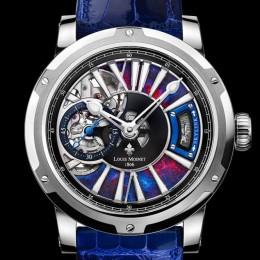 Новые часы Louis Moinet в честь миссии «Союз-Аполлон»