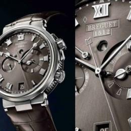 Новые часы Breguet Marine 5547 с музыкальным будильником