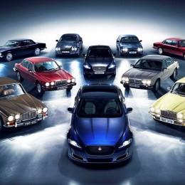 Jaguar отпраздновал 50-летие своего седана XJ особым выпуском