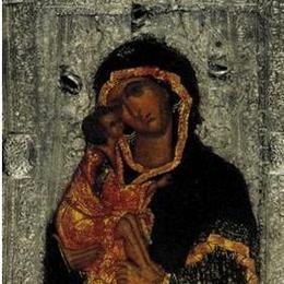 Икона Донской Богоматери
