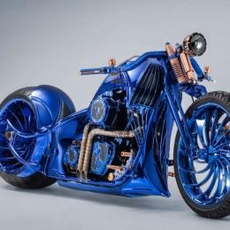 Этот Harley Davidson самый дорогой байк в мире, дороже, чем Bugatti Veyron