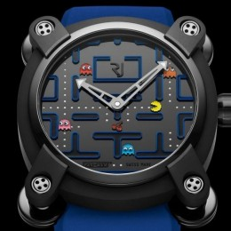 Новые часы Pac-Man Level III от RJ