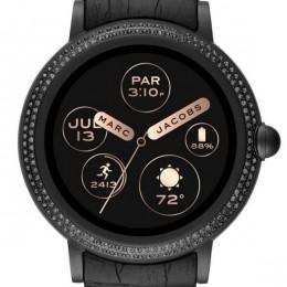 Дебютная коллекция стильных смарт-часов от Marc Jacobs