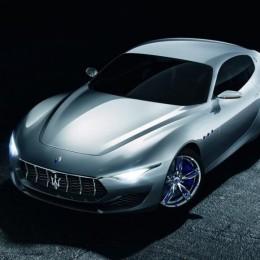 Maserati Alfieri – электрический спорткар, который потеснит Tesla Roadster