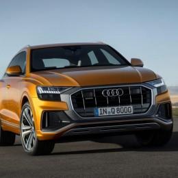 Audi представила новый Q8 с купеобразным дизайном