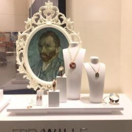 Freywille вдохновился Ван Гогом