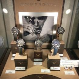 Часы мануфактуры Константина Чайкина теперь можно купить в вип-зале Шереметьево