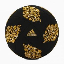 Adidas создал эксклюзивный бархатный мяч специально для Чемпионата Мира 2018