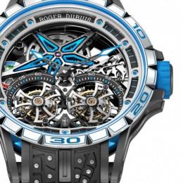 Часы Excalibur Pirelli Sottozero от Roger Dubui
