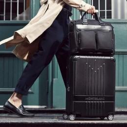 Montblanc выпускает чемоданы для пассажиров бизнес-класса