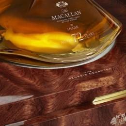 Macallan представили самый старый виски в мире