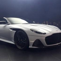 Новый автомобиль Джеймса Бонда - Aston Martin DBS Superleggera за 300 000 $