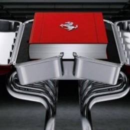 Книга в честь Ferrari