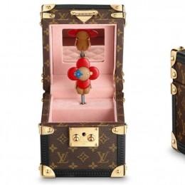 Музыкальная шкатулка от Louis Vuitton – отличный подарок без причины