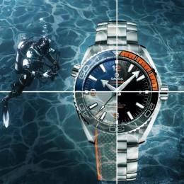 Omega Planet Ocean – полная история культовых часов