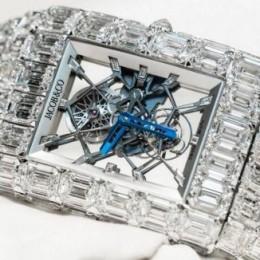 Часы Флойда Мейвезера за 18 миллионов долларов