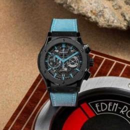 Новые часы Hublot, вдохновленные южной Францией