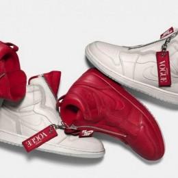 Nike и Vogue выпустили кроссовки AWOK ограниченного издании