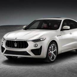 Maserati выпустила 2019 Levante GTS с двигателем Ferrari