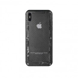 iPhone 12 Mini Carbon Boss White Gold
