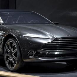 В 2019 году выйдет первый кроссовер Aston Martin