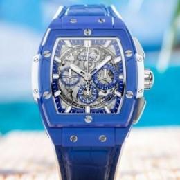 Новые летние часы от Hublot – Spirit of Big Bang Blue