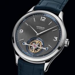 Коллекция Montblanc Heritage Chronométrie: современный дизайн и четкие линии