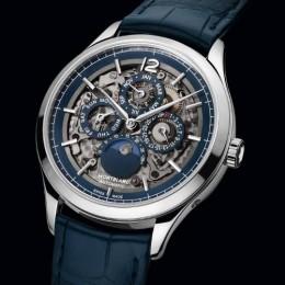 Часы Montblanc Heritage Chronométrie Perpetual Calendar Sapphire