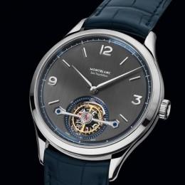 Часы Montblanc Heritage Chronométrie Exo Tourbillon Slim