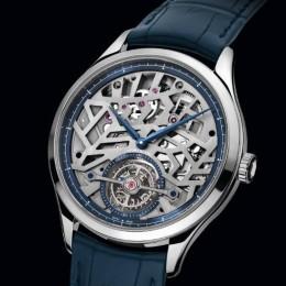 Часы Montblanc Heritage Chronométrie Exo Tourbillon Slim Openworked