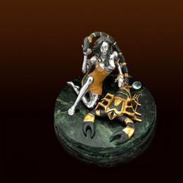 Подарок скорпиону - статуэтка
