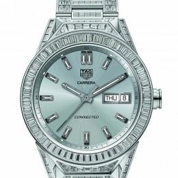 Самые дорогие смарт-часы в мире - TAG Heuer