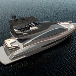 Lexus представили свою первую лакшери яхту