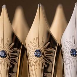 Драгоценные камни, золото и уникальные дизайны – как Montblanc делает перья для ручек