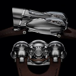 Дебют часов MB&F Horological Machine No. 9 'HM9'