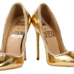 Passion Diamond - туфли для женщин у которых всё есть за 17 миллионов долларов