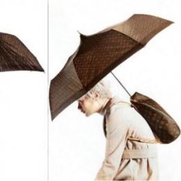 Украшения, рюкзак с зонтом и Nikon - Louis Vuitton готов к осени
