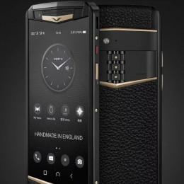 Vertu возвращается с новыми смартфонами Aster