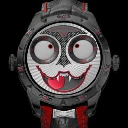 Джокер или Дракула? Часы от Константина Чайкина, которые показывают зубы