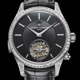 Три усложнения и бриллианты в 5,80 карат – уникальные часы от Vacheron