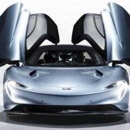 Speedtail за 2,25 миллионов долларов – самый быстрый автомобиль McLaren
