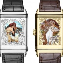 Часы в честь Альфонса Муха от Jaeger-LeCoultre