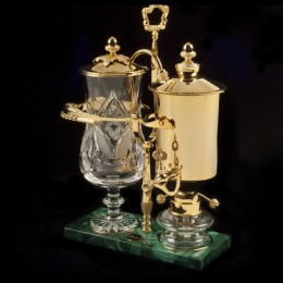 Кофеварка от Royal Paris – самая шикарная в мире?