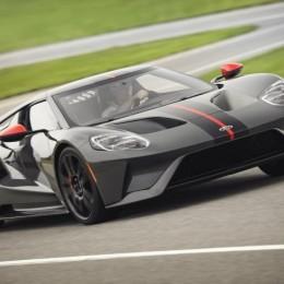 Ford GT Carbon Series ограниченного издания похудел и набрался скорости