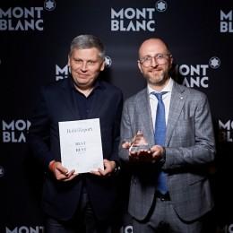 Montblanc вошел в список Best of the Best журнала Robb Report Russia