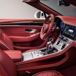 Кабриолет Bentley Continental GT Convertible 2019 за 225000$