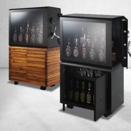 Пуленепробиваемый бар для виски