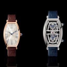Cartier возвращает часы Tonneau