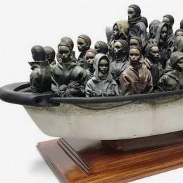 Лодка от Banksy всего за 2,55 $, но…